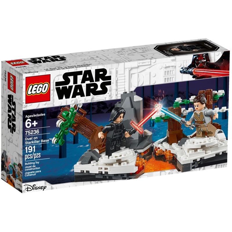 Lego Star Wars Duel on Starkiller Base Building Set 75236