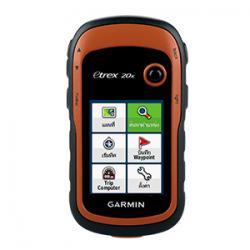 เครื่อง GPS ยี่ห้อ Garmin รุ่น eTrex 20x ไทย
