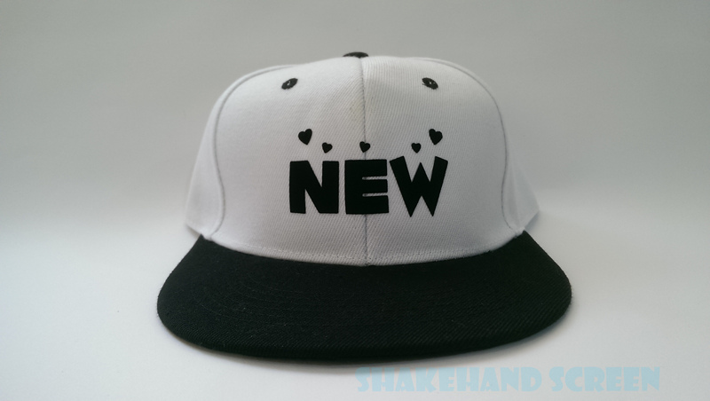 สกรีนหมวก hiphop