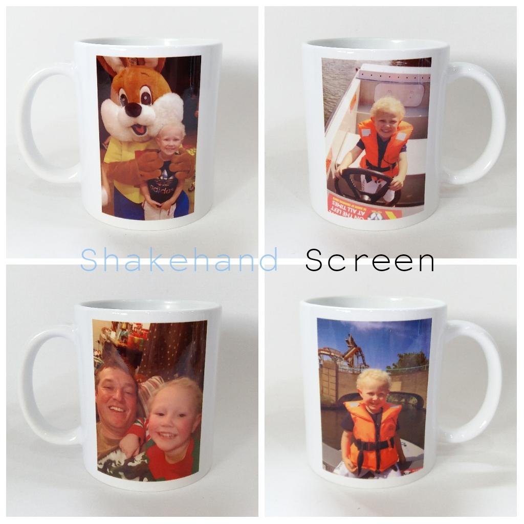 แก้วเซรามิคสกรีนภาพถ่าย