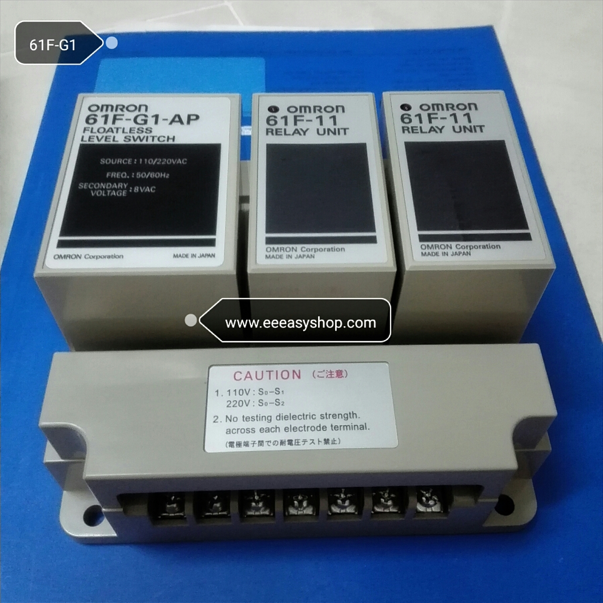Floatless Level   61f-g1-ap Ac110  220v