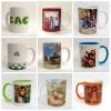 Photo Mug กับงานสกรีน Sublimation และ Silk screen (แบบบล็อค)