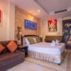 Deluxe Room@my way Hua Hin Music Hotel