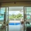 บ้านบุษราคัม พูลวิลล่า หัวหิน ซอยหัวหิน 94 (บ้าน J) 2 ห้องนอน2 ห้องน้ำ