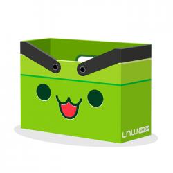 กล่องอเนกประสงค์ตะกร้า LnwShop