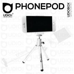 ขาตั้งกล้องมือถือ UDIO PHONEPOD