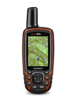เครื่อง GPS ยี่ห้อ Garmin รุ่น GPSMAP 64s ไทย