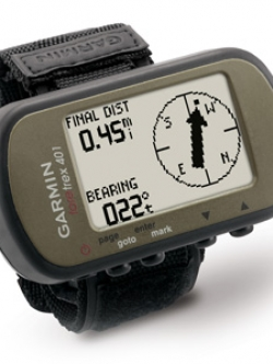 เครื่อง GPS ยี่ห้อ Garmin รุ่น Foretrex 401
