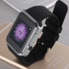 A9S Smartwatch สีดำ นาฬิกาโทรศัพท์ ใส่ซิมได้ วัดอัตราการเต้นของหัวใจ ราคา 2,590 บาท