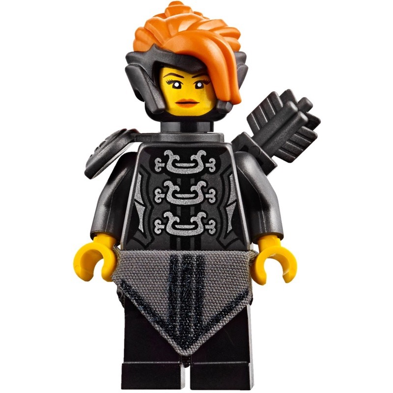 "Building Toys Mike the Spike NEW LEGO Ninjago Movie ""Quake ..."